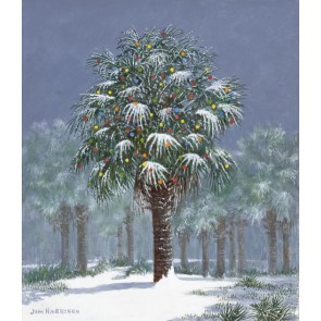 2009 Palmetto Christmas Card