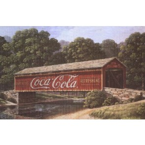 Summer Coca-Cola Bridge