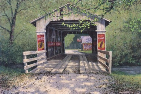 Bridge Over Creek