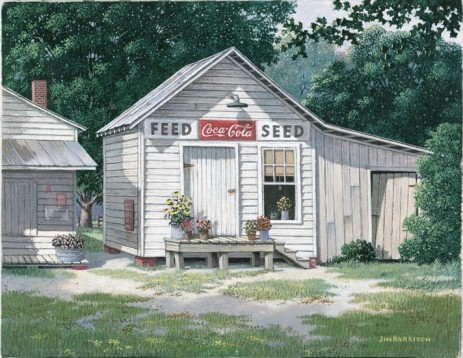 Feed, Seed and Coca-Cola