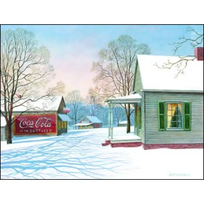 1999 Coca-Cola Christmas Cards