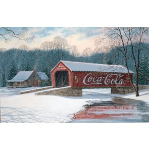 2002 Coca-Cola Christmas Cards