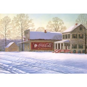 2004 Coca-Cola Christmas Cards