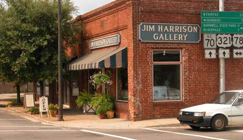 Jim Harrison Gallery - Denmark, SC